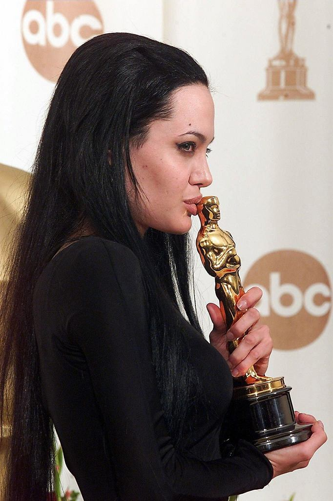 Angelina Jolie - Oscary 2000