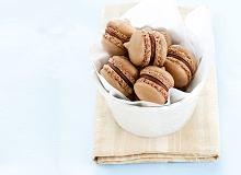 Latte macarons z marakują - ugotuj
