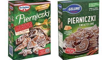 Sąd w Katowicach zakazał wprowadzenia do sprzedaży opakowania Świątecznych pierniczków marki Gellwe