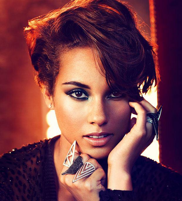 Alicia Keys: piosenkarka z charakterem, dziewczyny
