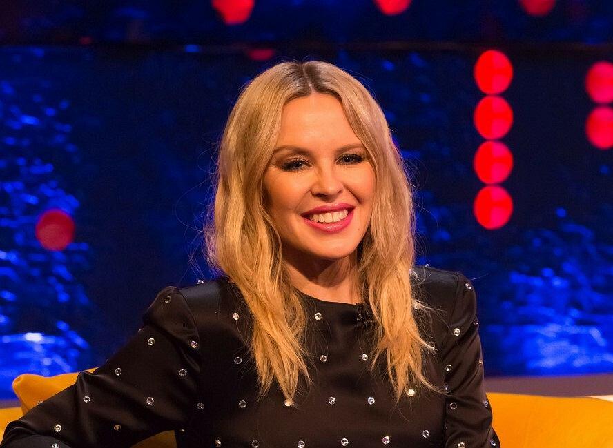 Kylie Minogue w programie Jonathana Rossa