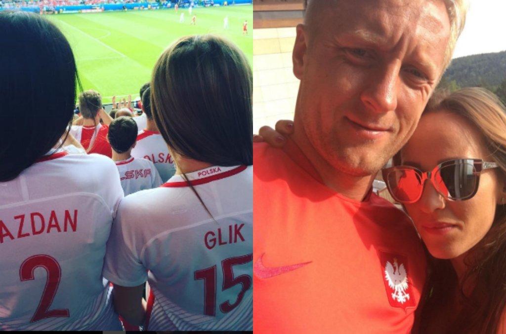 Marta Glik, Kamil Glik