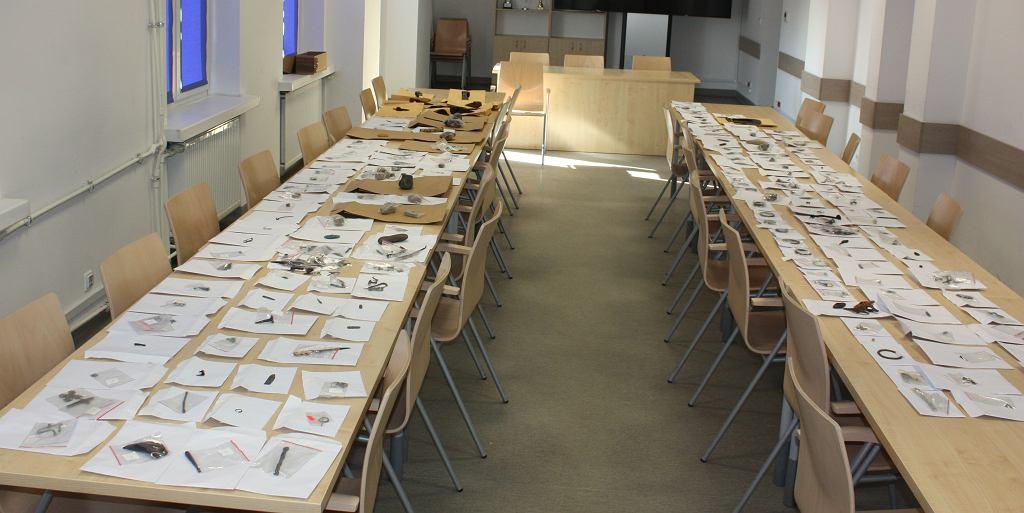 Sprzedawali w internecie antyki, które były nielegalne. Wśród kolekcji artefakty z IV wieku p.n.e.