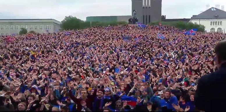 Anglia - Islandia 1:2