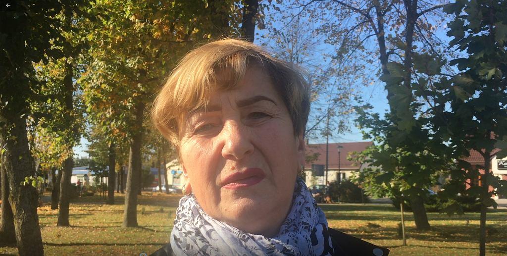 Maria Ancipiuk, radna Michałowa