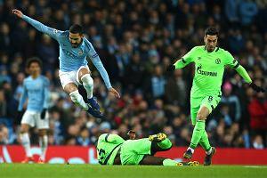 Deklasacja! Siedem goli! Manchester City rozbił Schalke i jest w ćwierćfinale Ligi Mistrzów