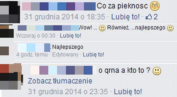 Internauci komentują zdjęcie Dominiki Zasiewskiej