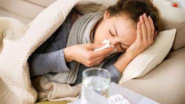 Połknięcie cynku na początku przeziębienia skraca czas trwania choroby