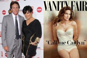Bruce i Kris Jennerowie, Caitlyn Jenner