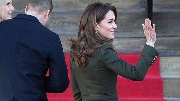 Księżna Kate na pierwszym wyjściu po