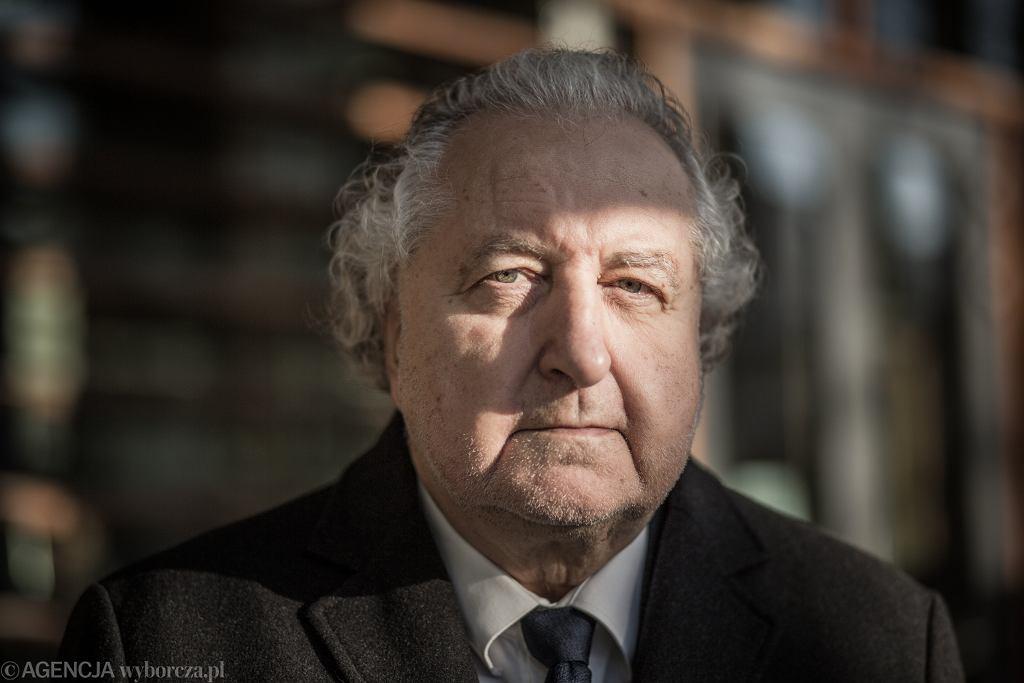 Były prezes Trybunału Konstytucyjnego profesor Andrzej Rzepliński