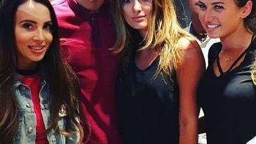 Jessica Ziółek, Cristiano Ronaldo, Anna Lewandowska