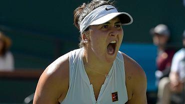 18-letnia Bianca Andreescu triumfowała w Indian Wells