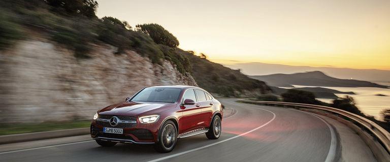 Mercedes zaprezentował GLC Coupe po liftingu