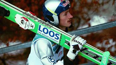 20 lat temu Adam Małysz wygrał Turniej Czterech Skoczni