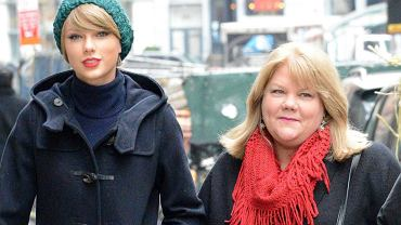 Taylor Swifit i jej mama Andrea Swift