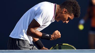 ATP Miami. Felix Auger-Aliassime skomentował wygraną z Hubertem Hurkaczem