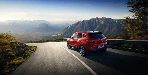 Renault KADJAR | Basejump | Chris 'Douggs' McDougall