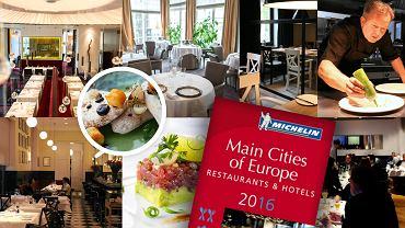 Restauracje które mają szansę na Gwiazdkę Michelin