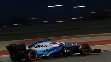 eMotor Racing - Formula One World Championship - Bahrain Grand Prix - Qualifying Day - Sakhir, Bahrain