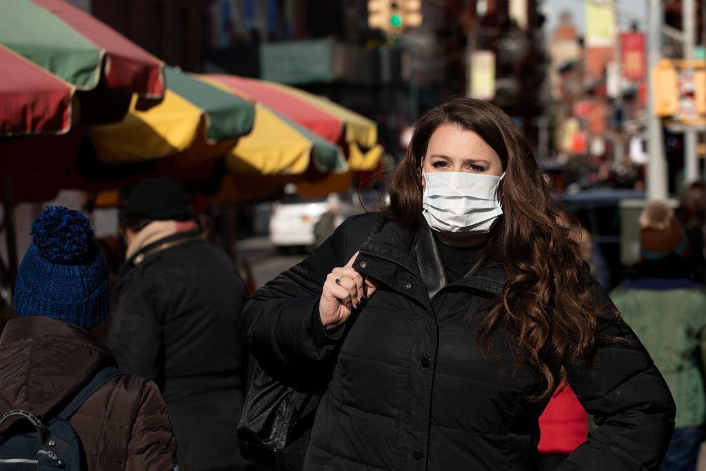 Koronawirus rozprzestrzenia się po świecie