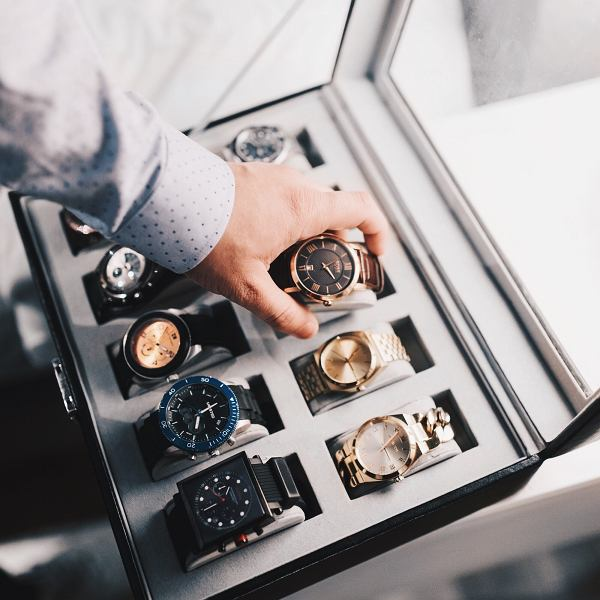 Kolekcja zegarków