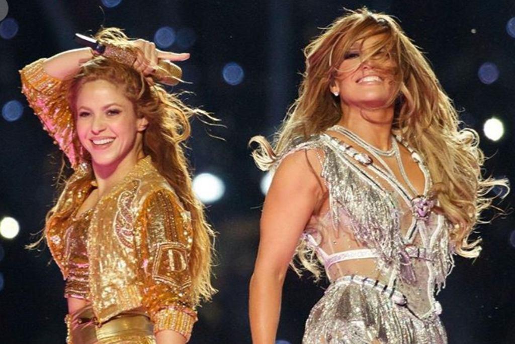 J-Lo i Shakira