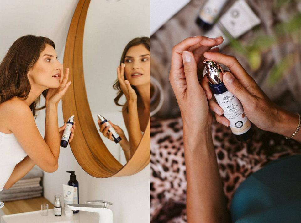 Naturalne kosmetyki do pielęgnacji twarzy sprzyjają jej pięknemu i naturalnemu wyglądowi