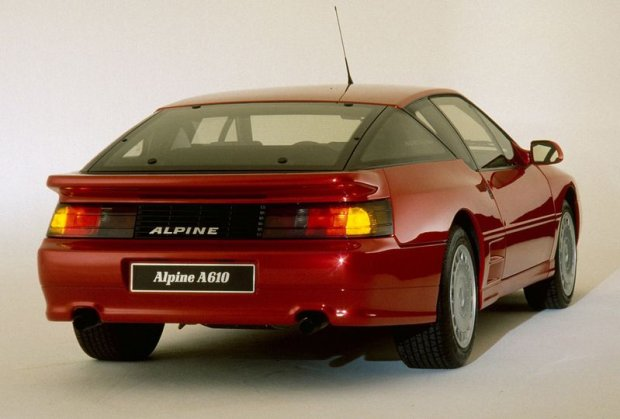 Alpine A610