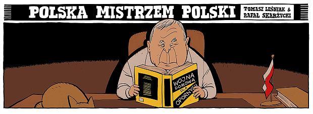 Zdjęcie numer 11 w galerii - Polska mistrzem Polski