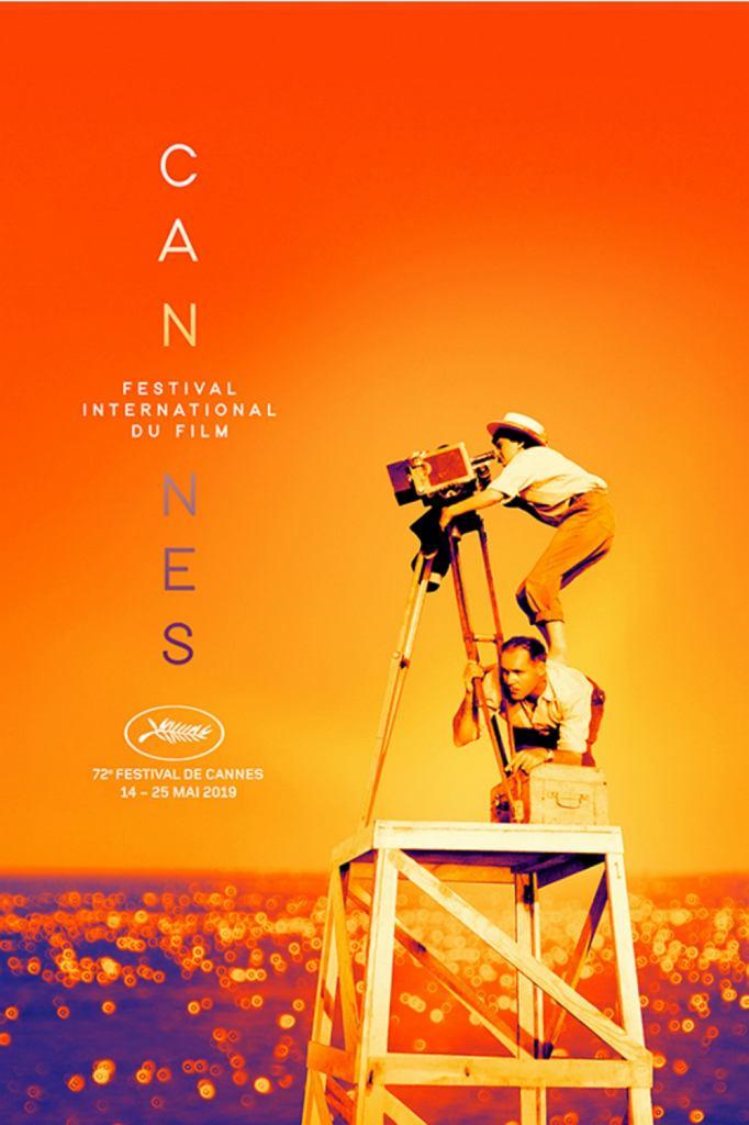 Festiwal Filmowy w Cannes - oficjalny plakat