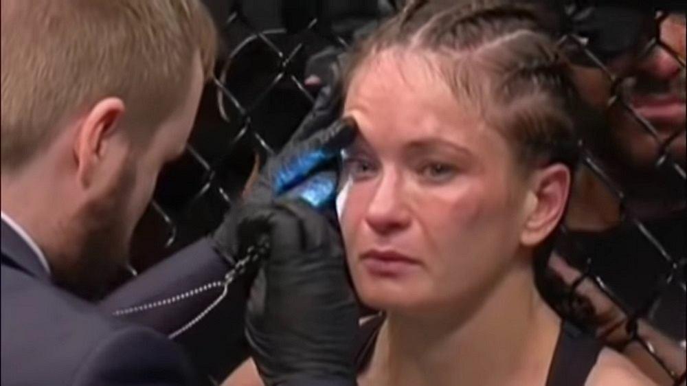 'W szpitalu dowiedzieliśmy się, że lekarz w klatce powinien to przerwać' - trener Zaborowski po UFC Auckland