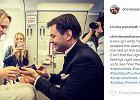 Wzięli ślub podczas dwugodzinnego lotu. Pasażerowie byli w szoku