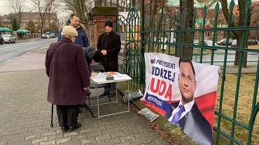 Wiceprezydent Katowic Mariusz Skiba