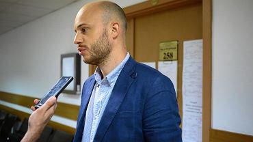 Jan Śpiewak, lider stowarzyszenia Wolne Miasto Warszawa i kandydat na prezydenta Warszawy