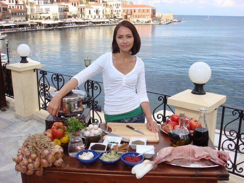Sharm el Sheikh, Egipt. Petra Shephard, gwiazda telewizyjnego programu na kanale Travel Channel
