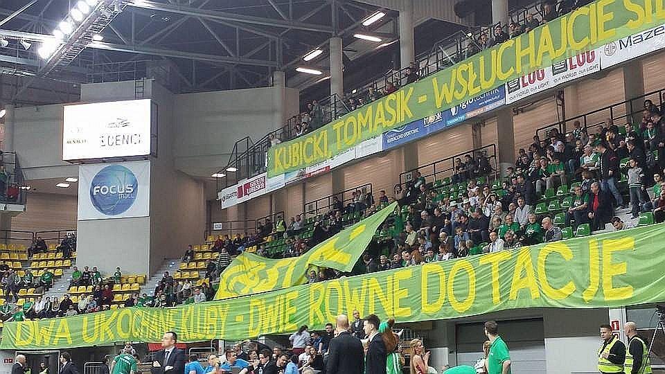 Stelmet Zielona Góra - Unics Kazań