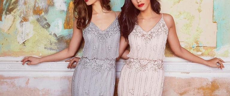 Te sukienki urzekają swoimi delikatnymi kolorami. Idealne modele na co dzień i na specjalne wyjścia. Duże rabaty!