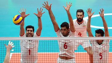 Shahram Mahmoudi (pierwszy z lewej) może być motorem napędowym drużyny Khatam Ardakan