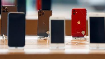 Virus Outbreak Apple Stores