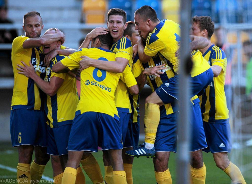 Piłkarze Arki tak dobrze nie zaczynali sezonu w I lidze od ośmiu lat!