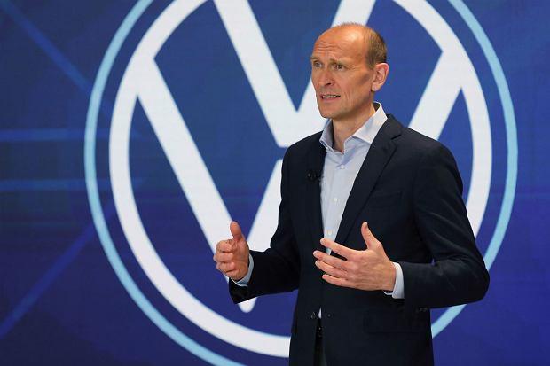 Ralf Brandstatter, dyrektor zarządzający Volkswagena