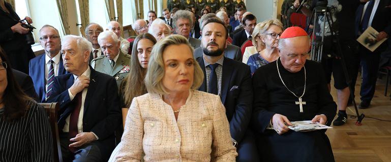 Anna Maria Anders z nową funkcją. Została ambasadorem Polski we Włoszech