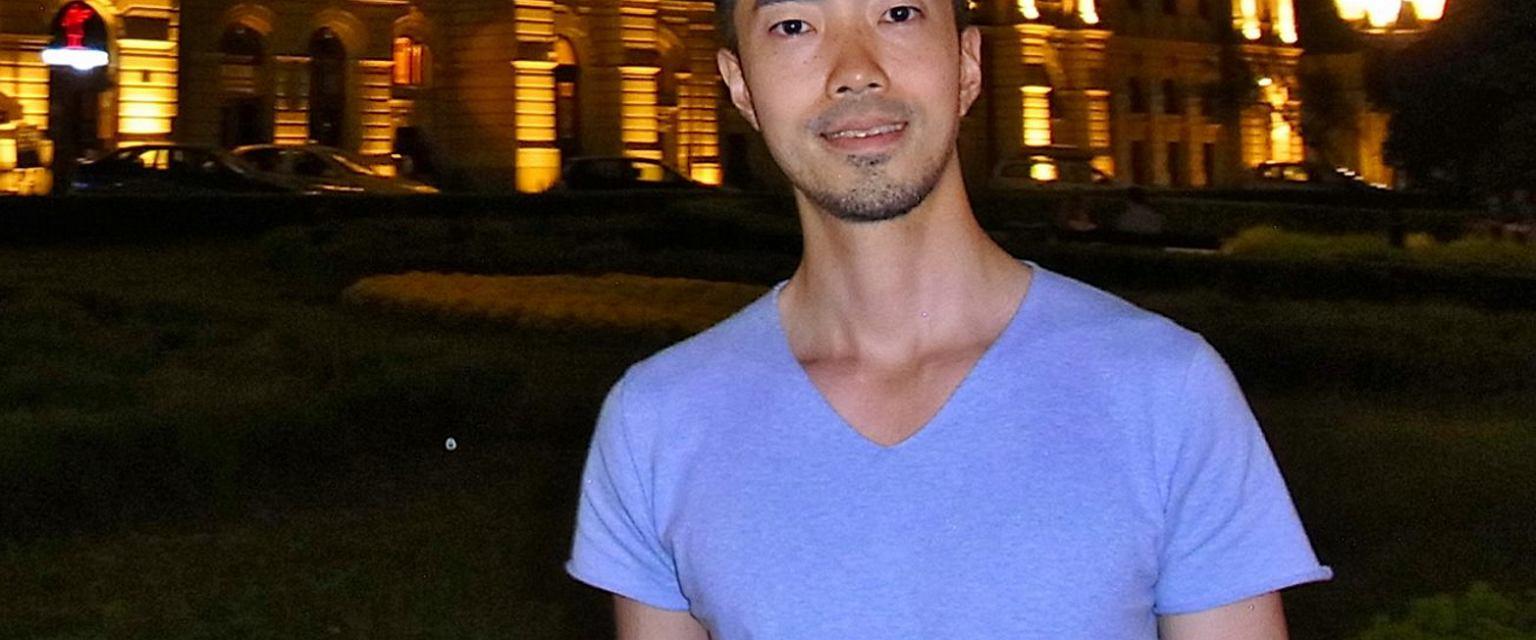 Shoji Okada (fot. archiwum prywatne)
