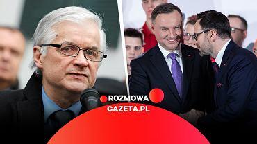 Włodzimierz Cimoszewicz w Porannej Rozmowie Gazeta.pl