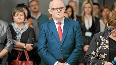 Prof. Przemysław Jałowiecki, rektor Śląskiego Uniwersytetu Medycznego