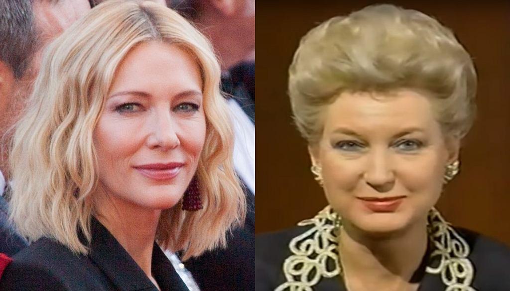 Cate Blanchett / Maryanne Trump