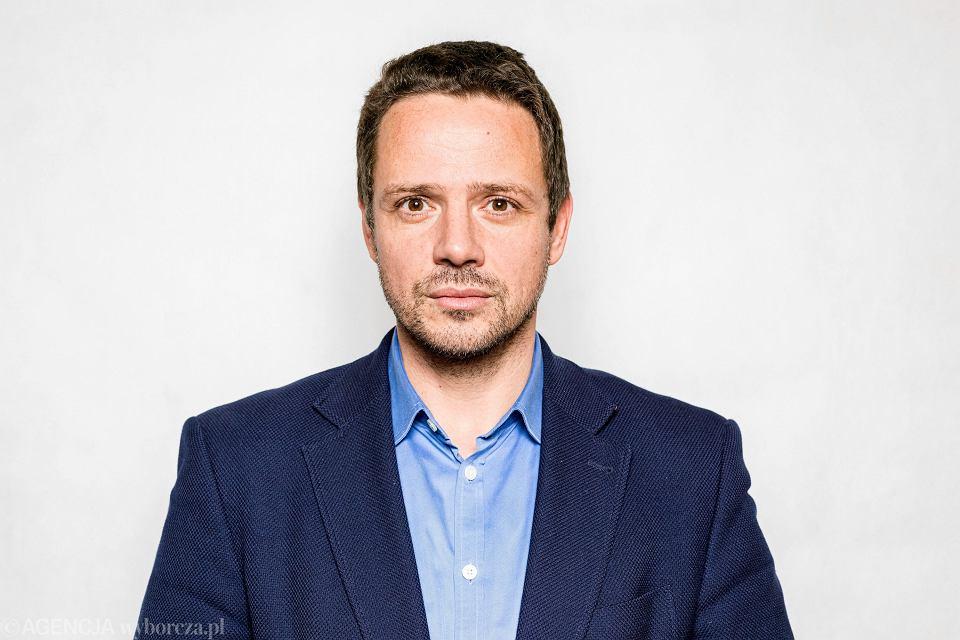 Rafał Trzaskowski, kandydat na prezydenta Warszawy