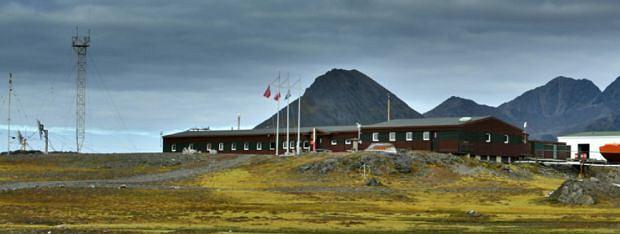Polska Stacja Polarna im. Stanisława Siedleckiego w Hornsundzie (Południowy Spitsbergen)