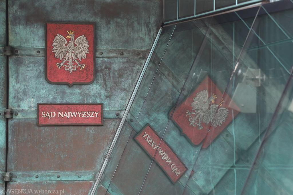 Sąd Najwyższy (zdjęcie ilustracyjne)